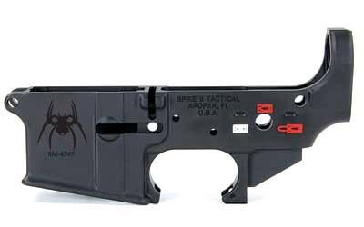 Spike's Tactical Stripped Lower