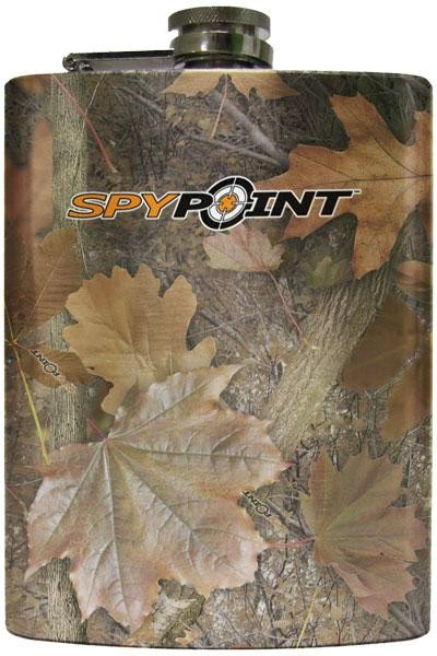 SpyPoint Stainless Steel Flask