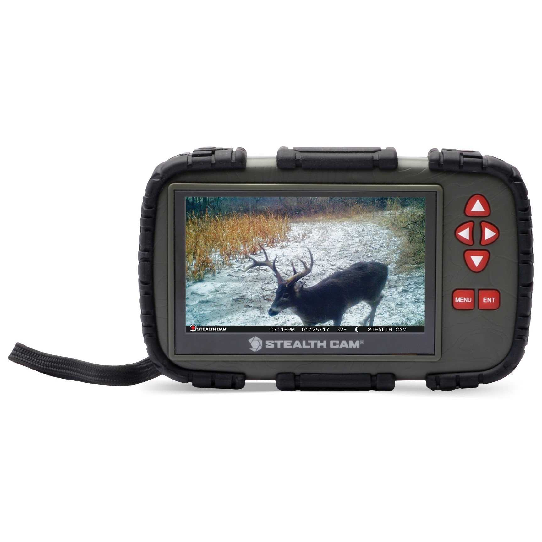 "Stealth Cam 4.3"" Touch Screen Viewer"