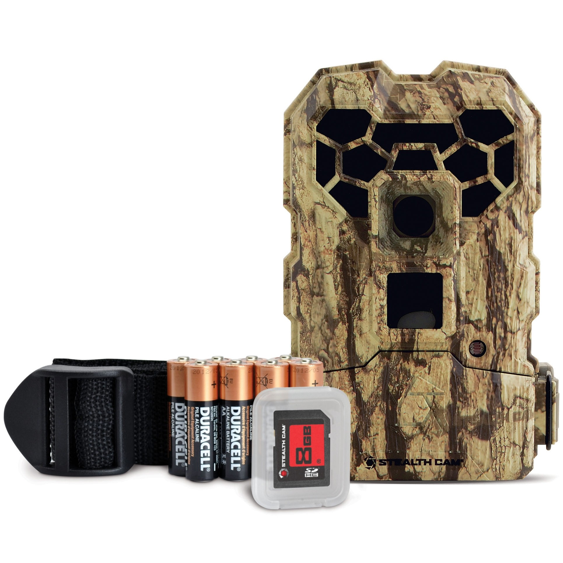 Stealth Cam QS24NGK Combo Trail Camera