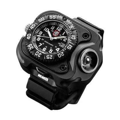 Surefire 2211 Luminox Variable Output LED WristLight + Watch