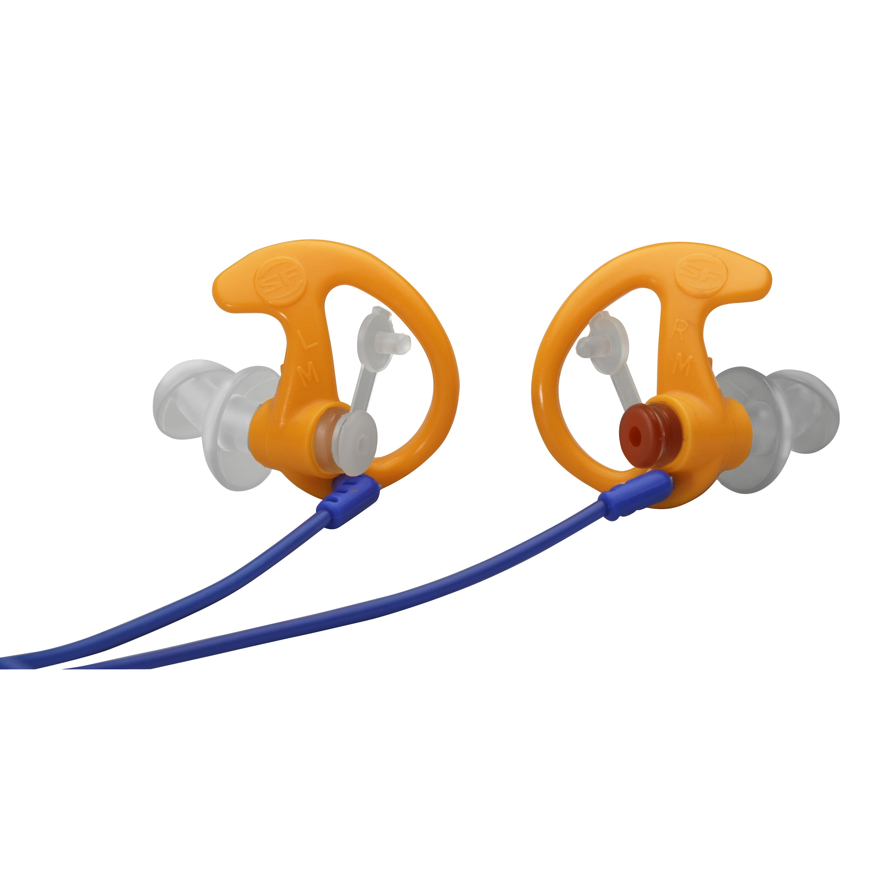 Surefire Sonic Defenders Filtered Flanged Earplugs