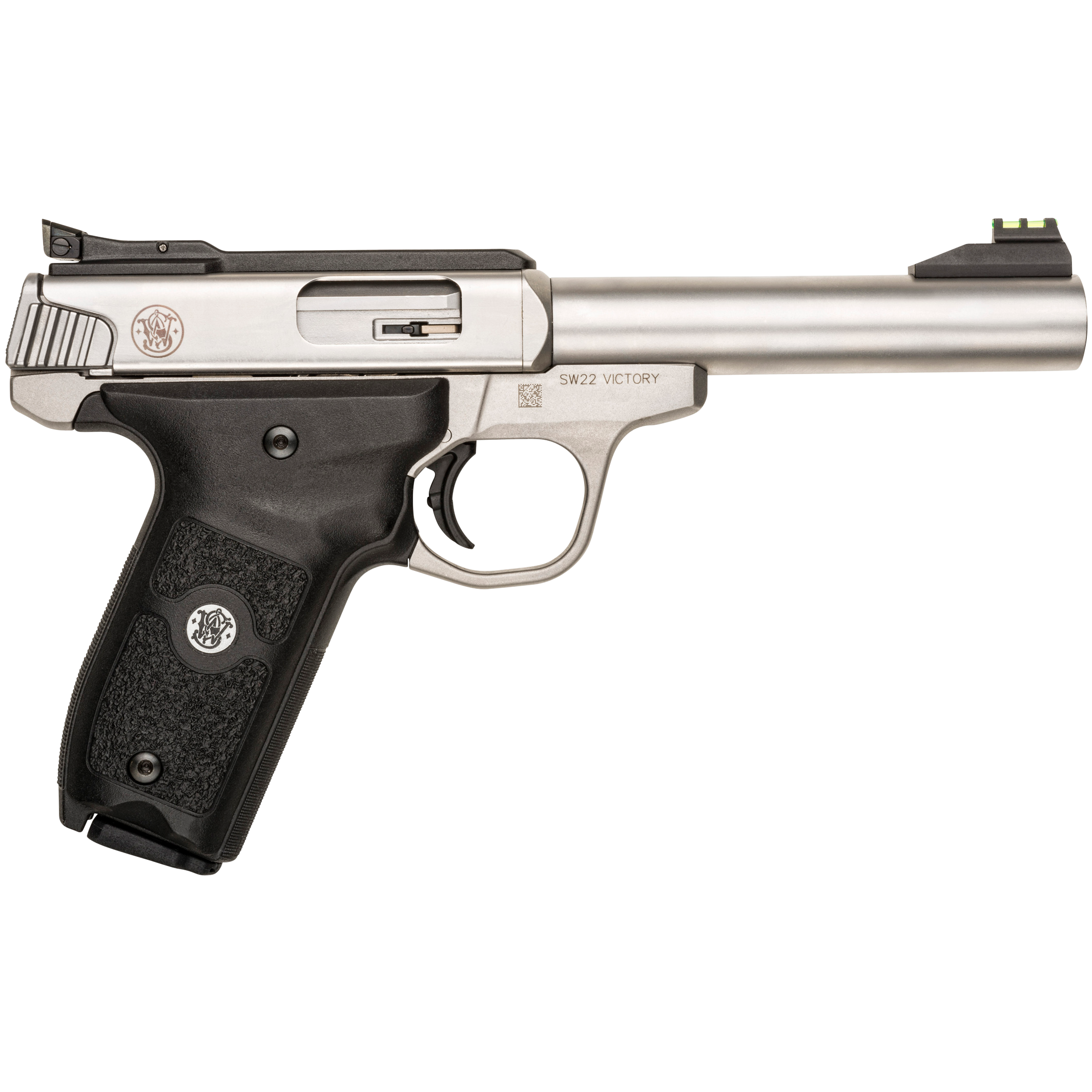 Smith & Wesson Victory Thumb Safety 22 Long Rifle Pistol
