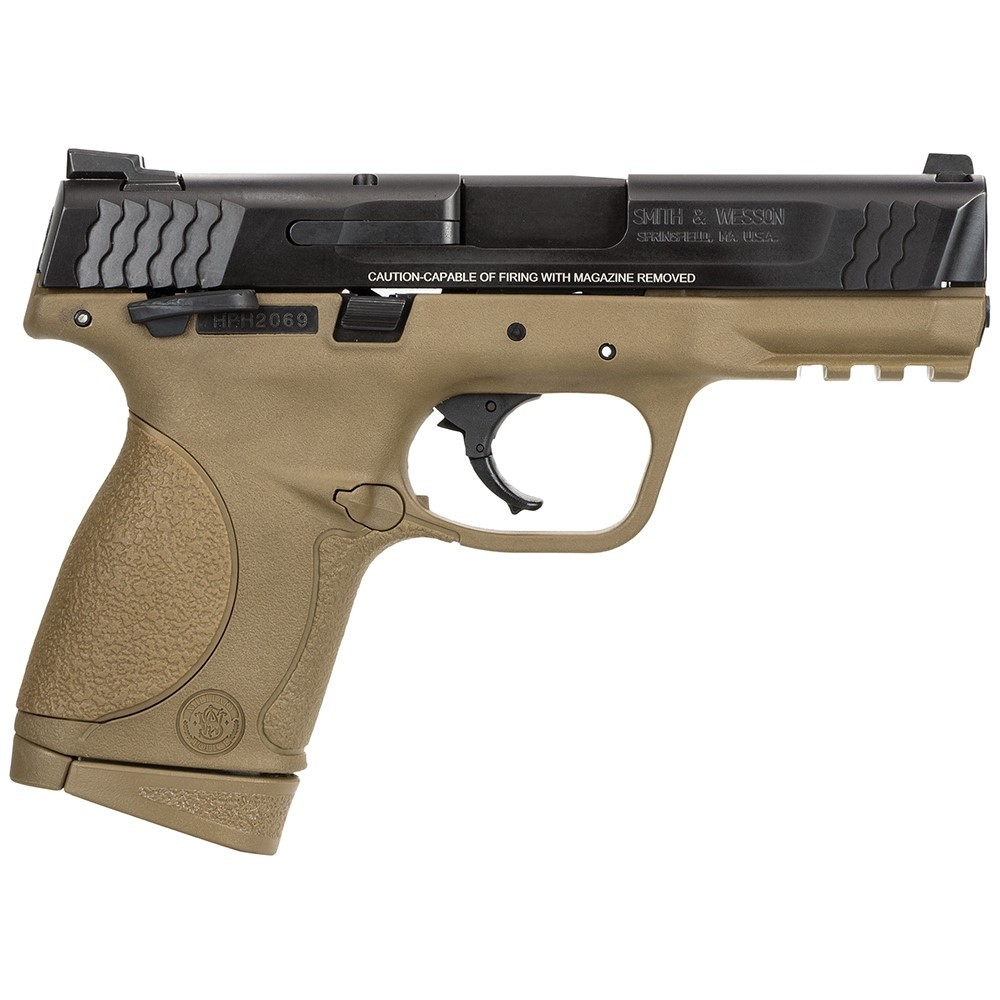Smith & Wesson M&P Compact Thumb Safety 45 ACP Pistol