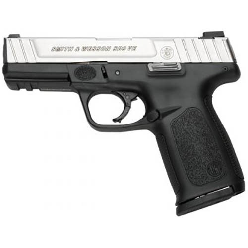 Smith & Wesson SD9 VE Low Capacity 9mm Luger Pistol