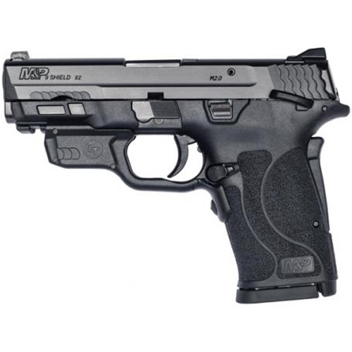Smith & Wesson M&P9 Shield EZ Manual Thumb Safety 9mm Luger