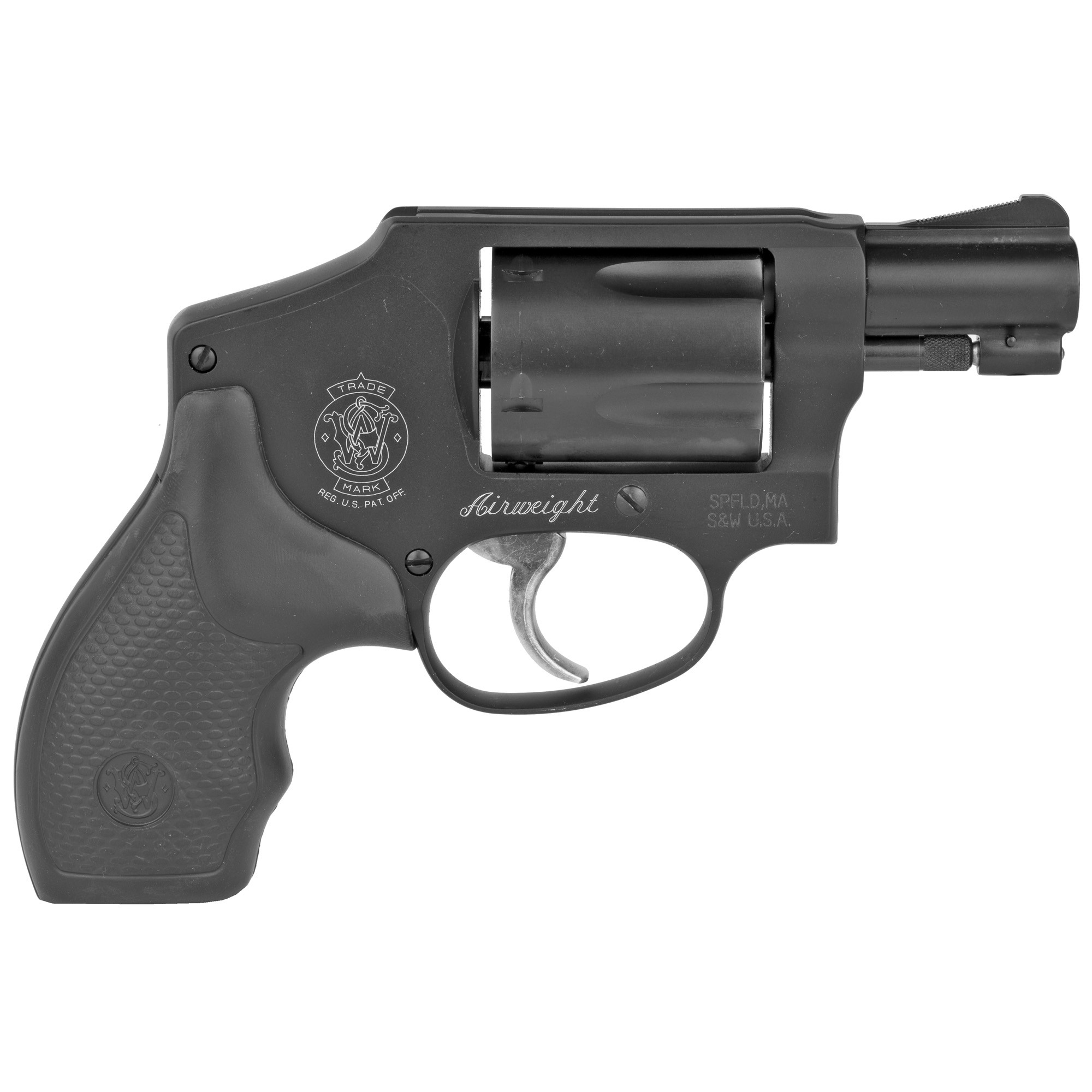 Smith & Wesson Model 442 Standard Safety 38 Special +P Revol