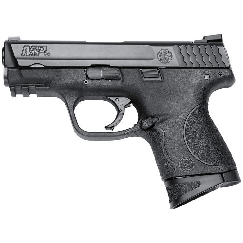 Smith & Wesson M&P Compact NTS 9mm Luger Pistol