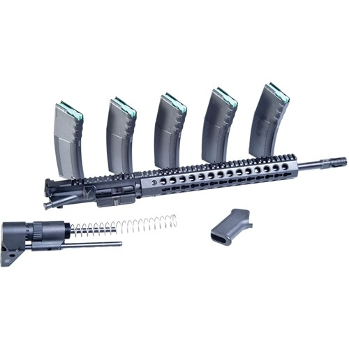 Troy Industries Complete Upper Receiver with PDW Stock