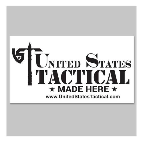 United States Tactical Nested Logo Sticker