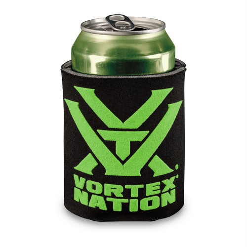 Vortex Nation Toxic Green Can Coolie
