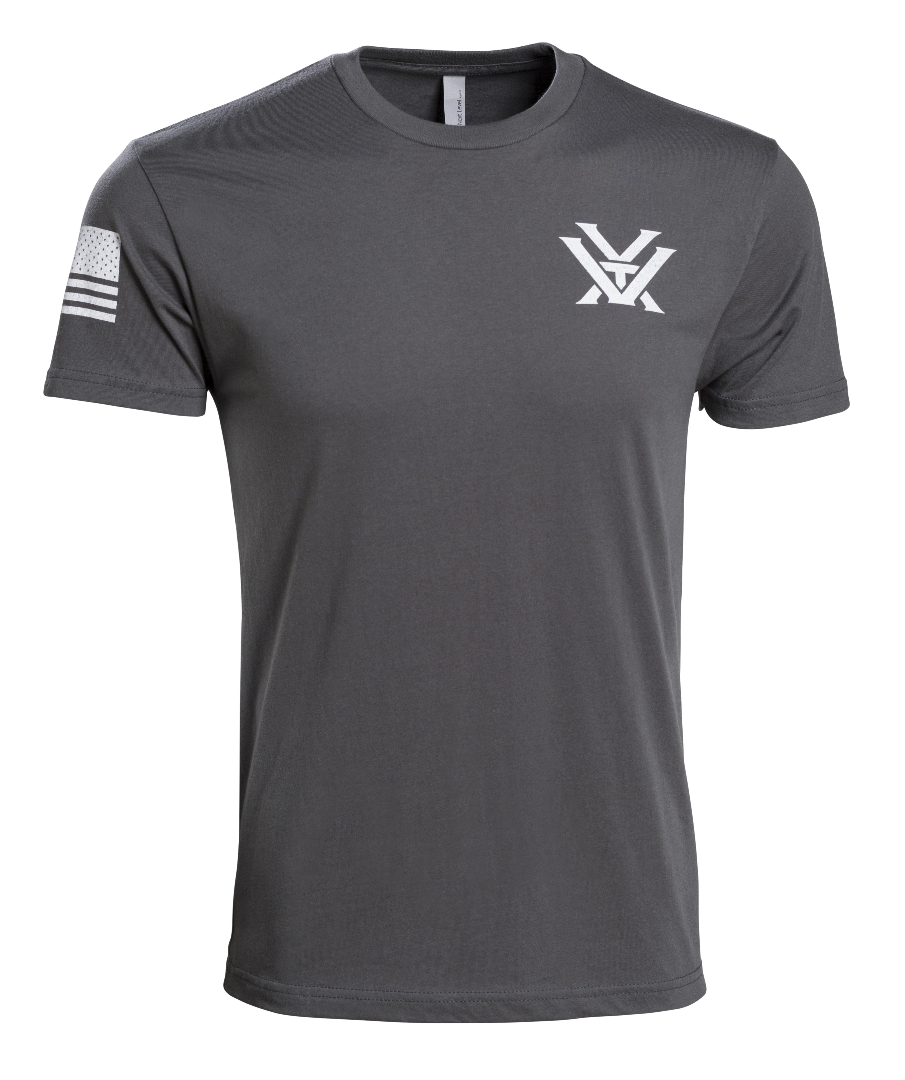 Vortex Grey Patriot T-Shirt