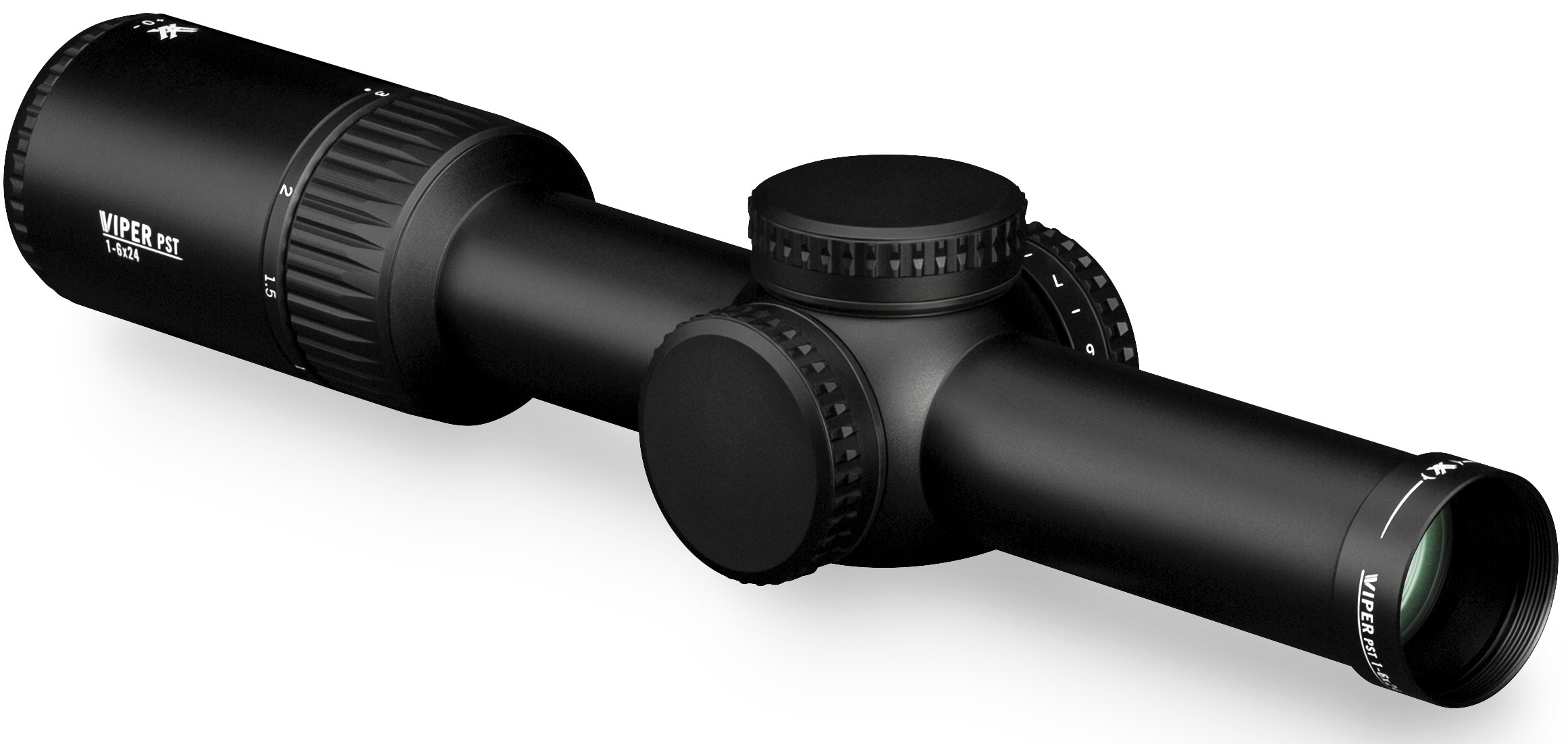 Vortex 1-6x24 Viper PST Gen II 30mm Rifle Scope