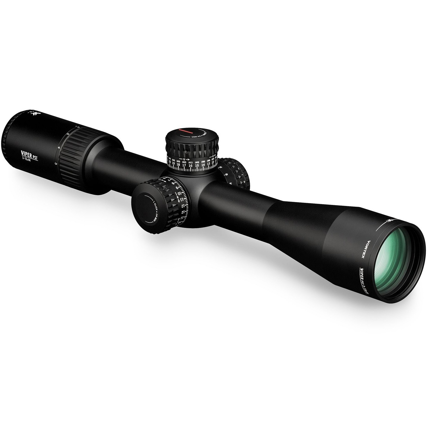 Vortex Optics 3-15x44 Viper PST Gen II 30mm Rifle Scope
