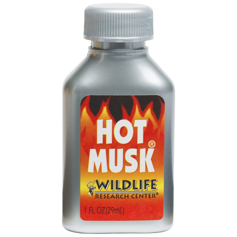 Wildlife Research Center Hot-Musk