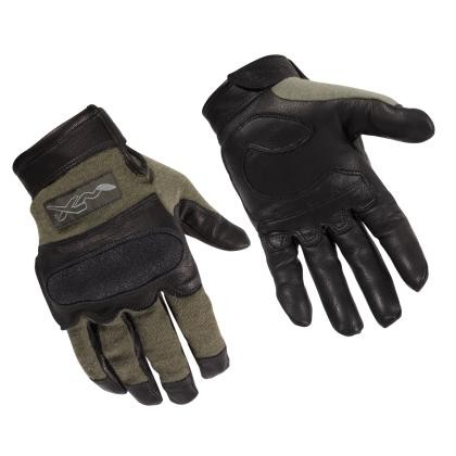 Wiley-X Hybrid Removable Knuckle Gloves