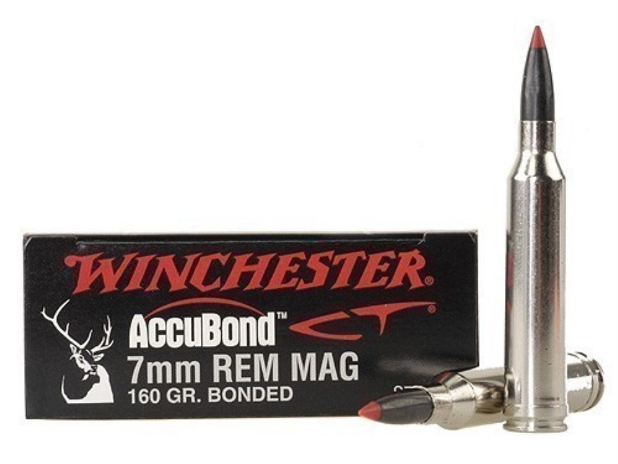 Winchester Expedition Big Game 7mm Remington Mag 20rd Ammo