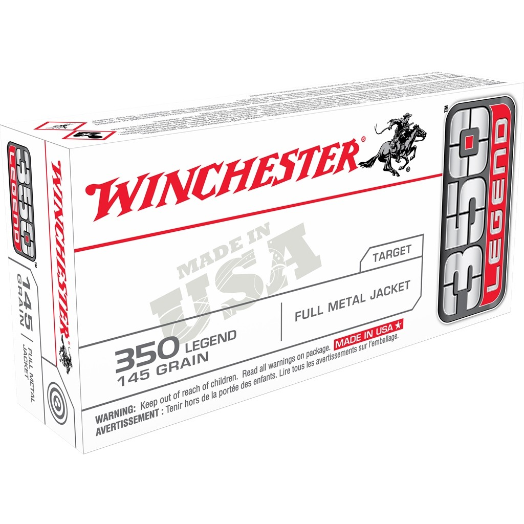 Winchester USA 350 Legend 20rd Ammo
