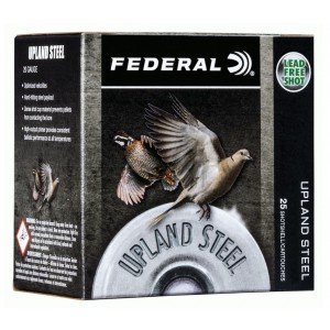 "Federal USH2875 Upland Steel 28 Gauge 2.75"" 5/8oz 25bx/10cs"