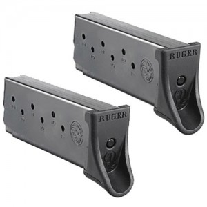 Ruger LC9 9mm Luger 7rd Magazine 2-Pack