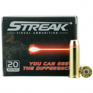 Ammo Incorporated Streak 45 Colt 20rd Ammo