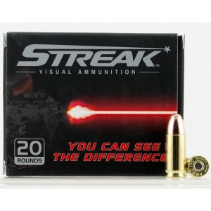 Ammo Incorporated Streak 9mm Luger 20rd Ammo