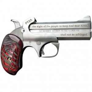 Bond Arms Protect The 2nd Amendment 357 Magnum / 38 Special