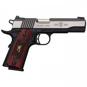 Browning 1911-380 Black Label Medallion Pro 380 ACP