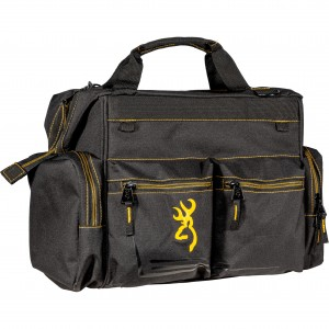 Browning Black & Gold Shooting Bag