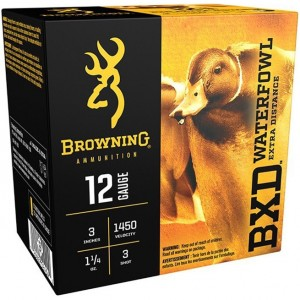 Browning BXD Waterfowl 12 Gauge 3 Shot 25rd Ammo