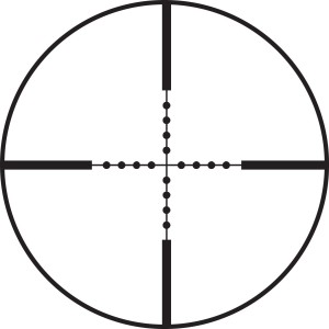 BSA 6-24x44 Down Range Riflescope
