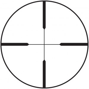 Burris 2x20 Handgun Scope