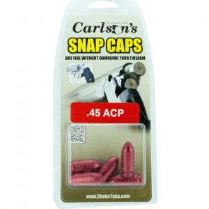 Carlson's Snap Caps 5 Pack