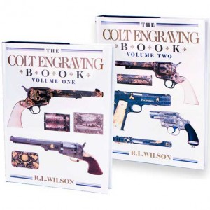 The Colt Engraving Book Volume 1 & 2