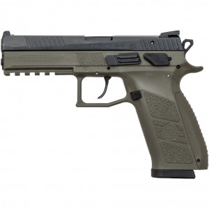 CZ-USA P-09 OD Green 9mm Luger
