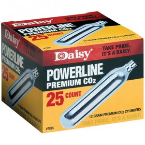 Daisy Powerline Premium CO2 25rd Pack