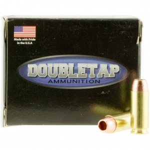 DoubleTap DT Tactical 10mm Auto 20rd Ammo