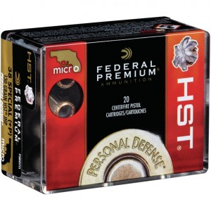 Federal Personal Defense 38 Special +P 20rd Ammo
