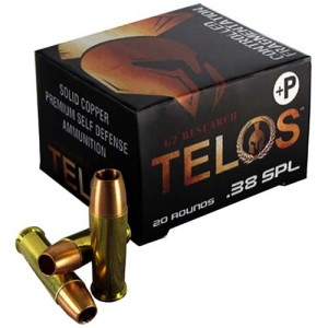 G2 Research Telos 38 Special 20rd Ammo