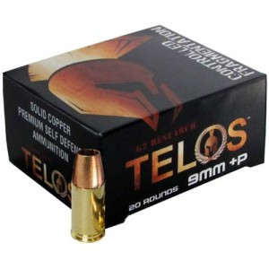 G2 Research Telos 9mm Luger 20rd Ammo