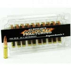 G2 Research Rip Out 300 Blackout 20rd Ammo