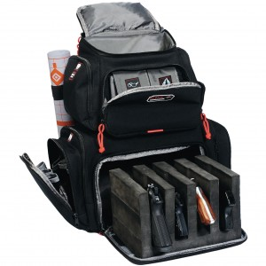 GPS The Handgunner Range Backpack