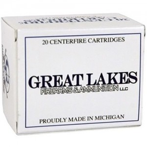Great Lakes 45-70 Government 20rd Ammo