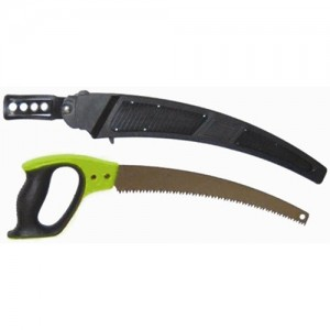 HME Hand Saw with Scabbard