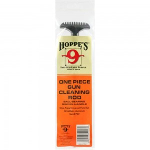 Hoppe's 9 One Piece Pistol Cleaning Rod