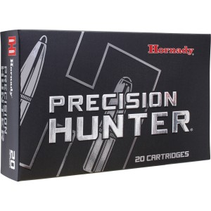 Hornady Precision Hunter 7mm STW 20rd Ammo