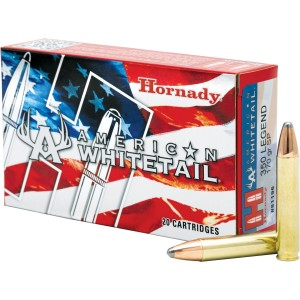 Hornady American Whitetail 350 Legend 20rd Ammo