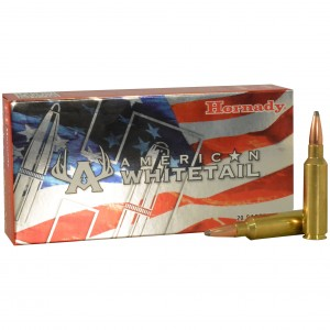 Hornady American Whitetail 300 WSM 20rd Ammo