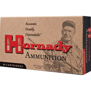 Hornady Custom 6.8 Remington Special 20rd Ammo