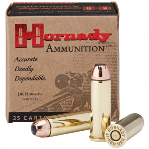 Hornady Custom 41 Remington Magnum 20rd Ammo